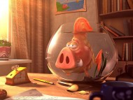 fish pig / 3D Animals