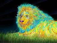 lion / 3D Animals