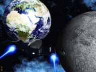 space trip / 3d Space