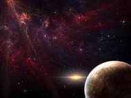 nebula / 3d Space