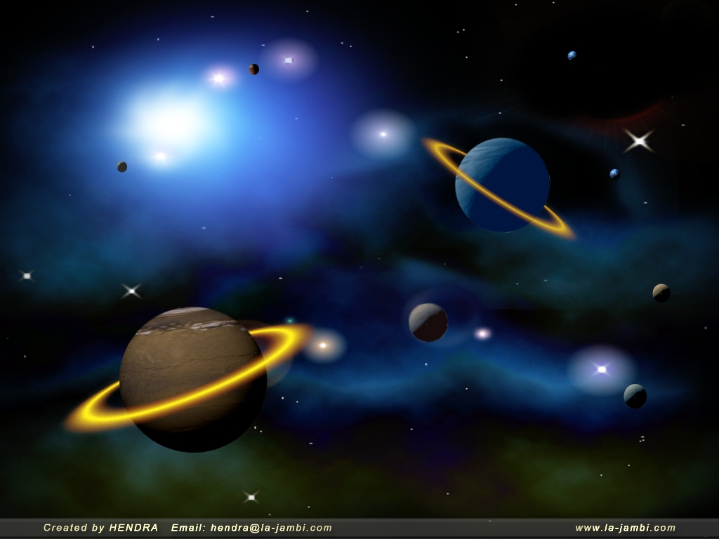 Space Wallpaper 3d Free