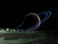 Download Saturn / 3d Space
