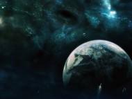 planetary nebula / 3d Space