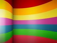 Rainbow / 3d