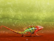 Chameleon / Digital Animals