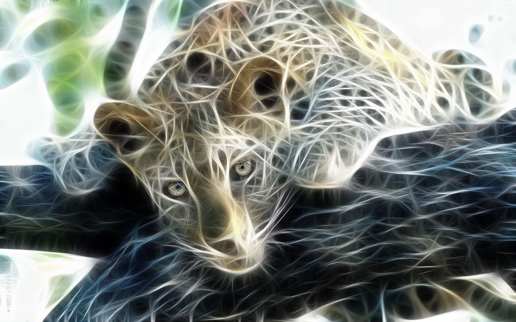 Free download hq digital animals wallpaper num 98 1680 for 3d art wallpaper