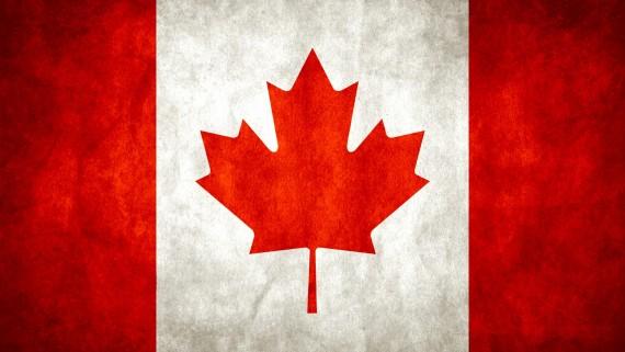 Free Send to Mobile Phone Canadian Flag Digital Art wallpaper num.104