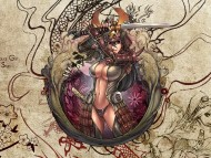 Miss Samouraï / Fantasy