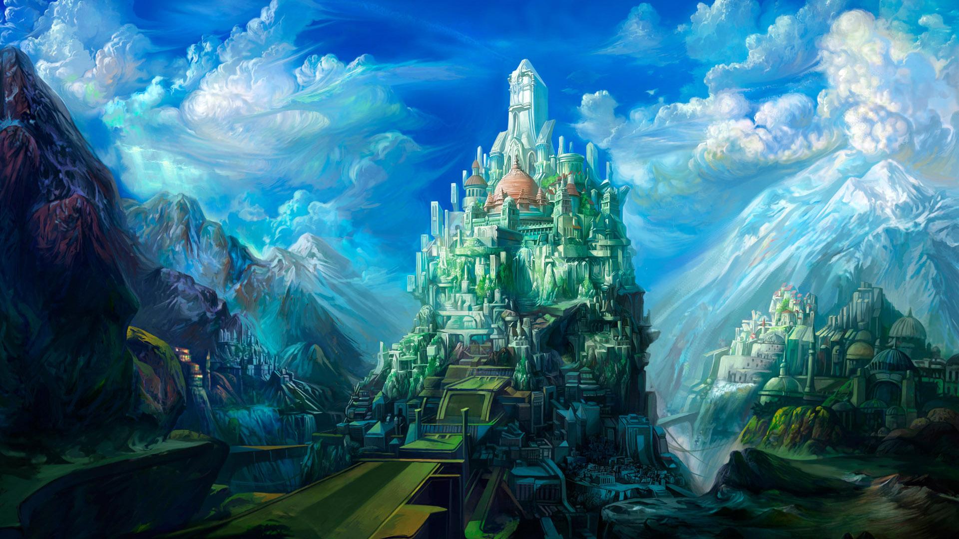 Digital Art Fantasy - Fantasy Af B3d