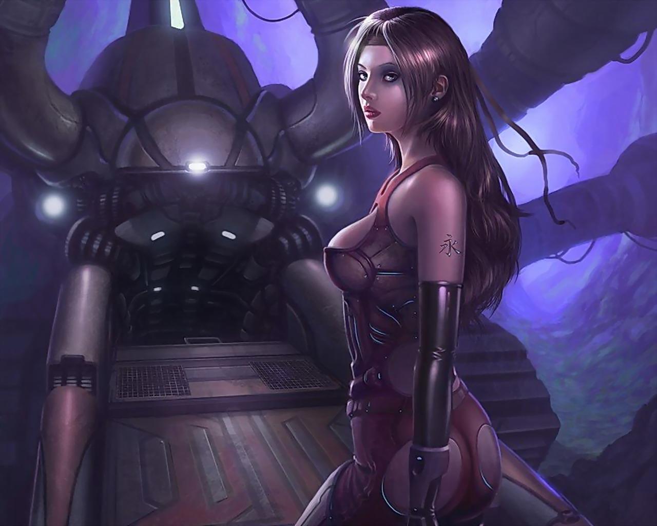 Porn sci fi fantasy wallpapers porn sexygirls