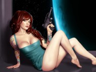 redhead gun / Girls