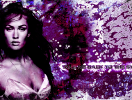 Purple megan fox 1600x900 art photoshop paintshop paint dots take me back to the stars / Girls