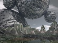 Science Fiction (Sci-fi) / 3d And Digital Art