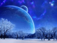 Peacefull Winter / Science Fiction (Sci-fi)