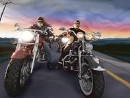 Bikers / Vector