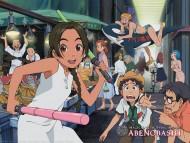 Abenobashi / Anime
