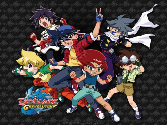 Free Send to Mobile Phone Beyblade Anime wallpaper num.11