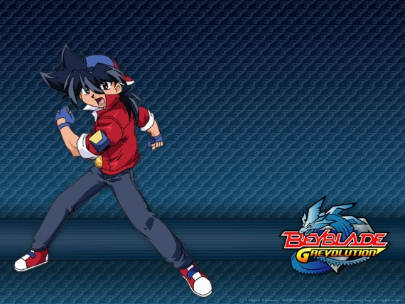 Free Send to Mobile Phone Beyblade Anime wallpaper num.1
