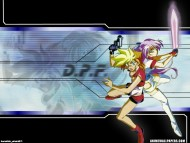 Dirty Pair Flash / Anime