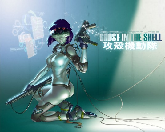 ghost in the shell sac wallpapers. Send to Mobile Phone Ghost In The Shell Wallpaper Num. 12