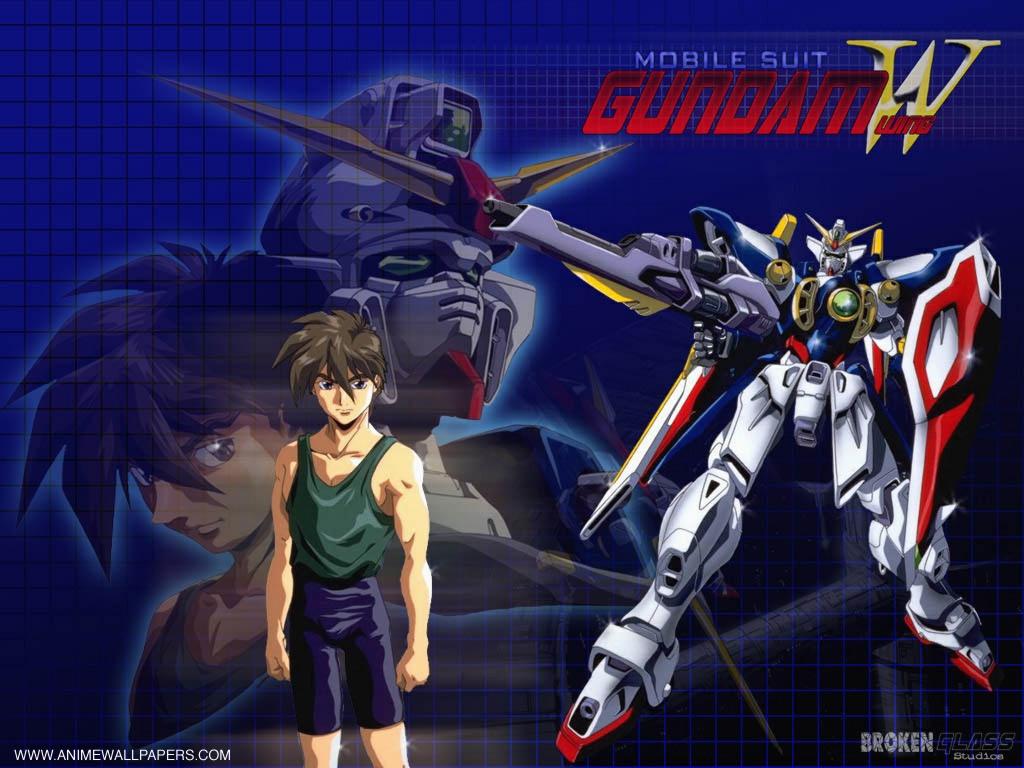 Gundam Wing Wallpapers