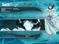 Hack Sign / Anime