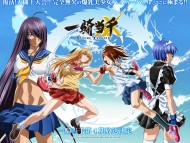 Download Ikki tousen: Xtreme Xecutor / Anime