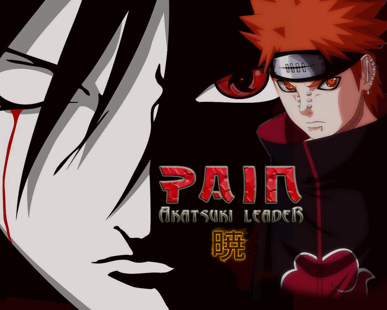 Download High quality Pain  Naruto shippuden  Akatsuki Naruto    Naruto Shippuden Akatsuki Pain