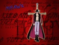 mihawk / One piece