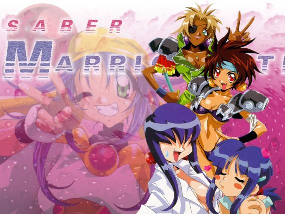 Mobile Phone Saber Marionette Anime wallpaper num 570 x 428 83 kB ...