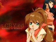 Scryed / Anime