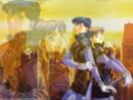 Silent Mobius / Anime