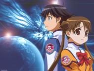 Stellvia / Anime