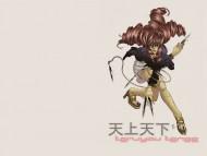 Tenjo Tenge / Anime
