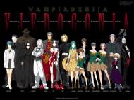 Vjedogonia / Anime