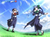 Wind / Anime