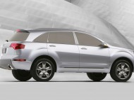 Acura MD X Right Side Concept / Acura