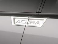 Acura Advanc Sedan logo / Acura