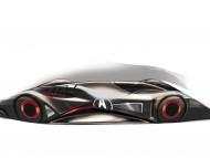 FCX 2020 Le Mans concept 2006 / Acura
