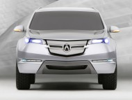 Acura MD X Front Concept / Acura