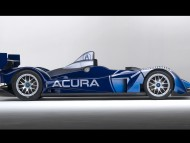 Acura American Le Mans Series Concept Car side / Acura