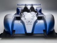 Acura ALMS front / Acura