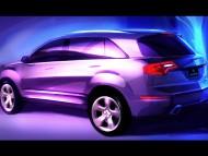 Acura MD X Concept / Acura