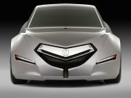 Acura Advanc Sedan front / Acura