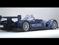 Acura ALMS side / Acura