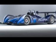 Acura American Le Mans Series Concept Car / Acura