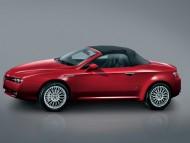 Spider Programma Alfa Unica / Alfa Romeo