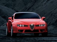 Red Brera 77 / Alfa Romeo