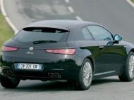 Black Brera side / Alfa Romeo