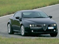 Black Brera side / Alfa Romeo